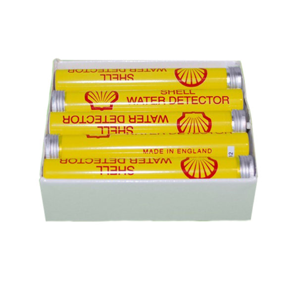 shell water detector box