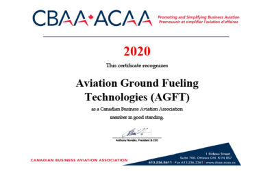 AGFT is now a member of the CBAA